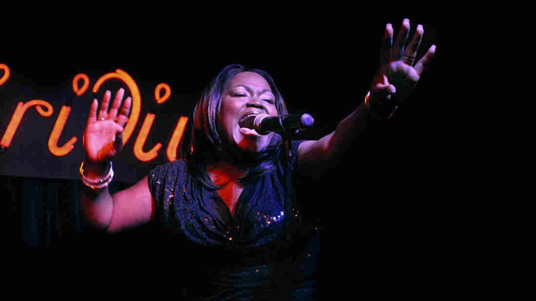 Shemekia Copeland's album, Outskirts of Love, is out now.