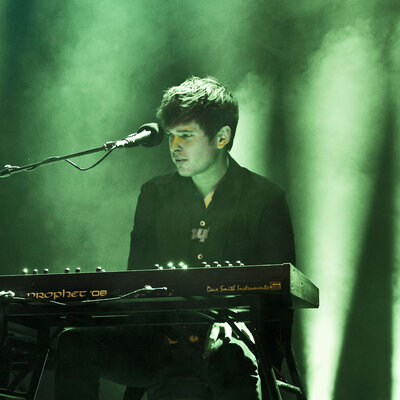 James Blake Covers 'The Sound of Silence'