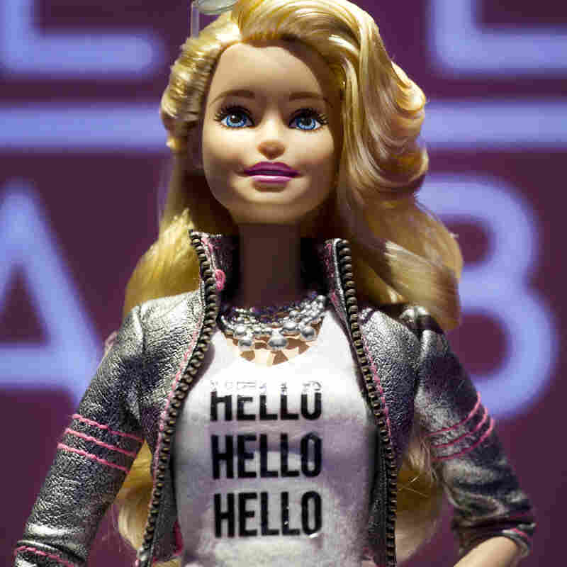 Hello, Barbie! What Do You Want To Talk About Today?