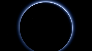 Why Is The Sky Blue? (On Pluto, That Is)