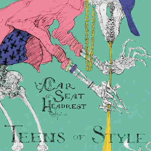 Cover art for Teens of Style.