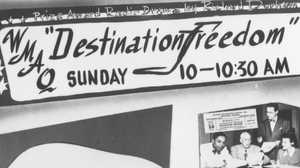 With Dramas On The Dial, 'Freedom' Made History By Teaching It