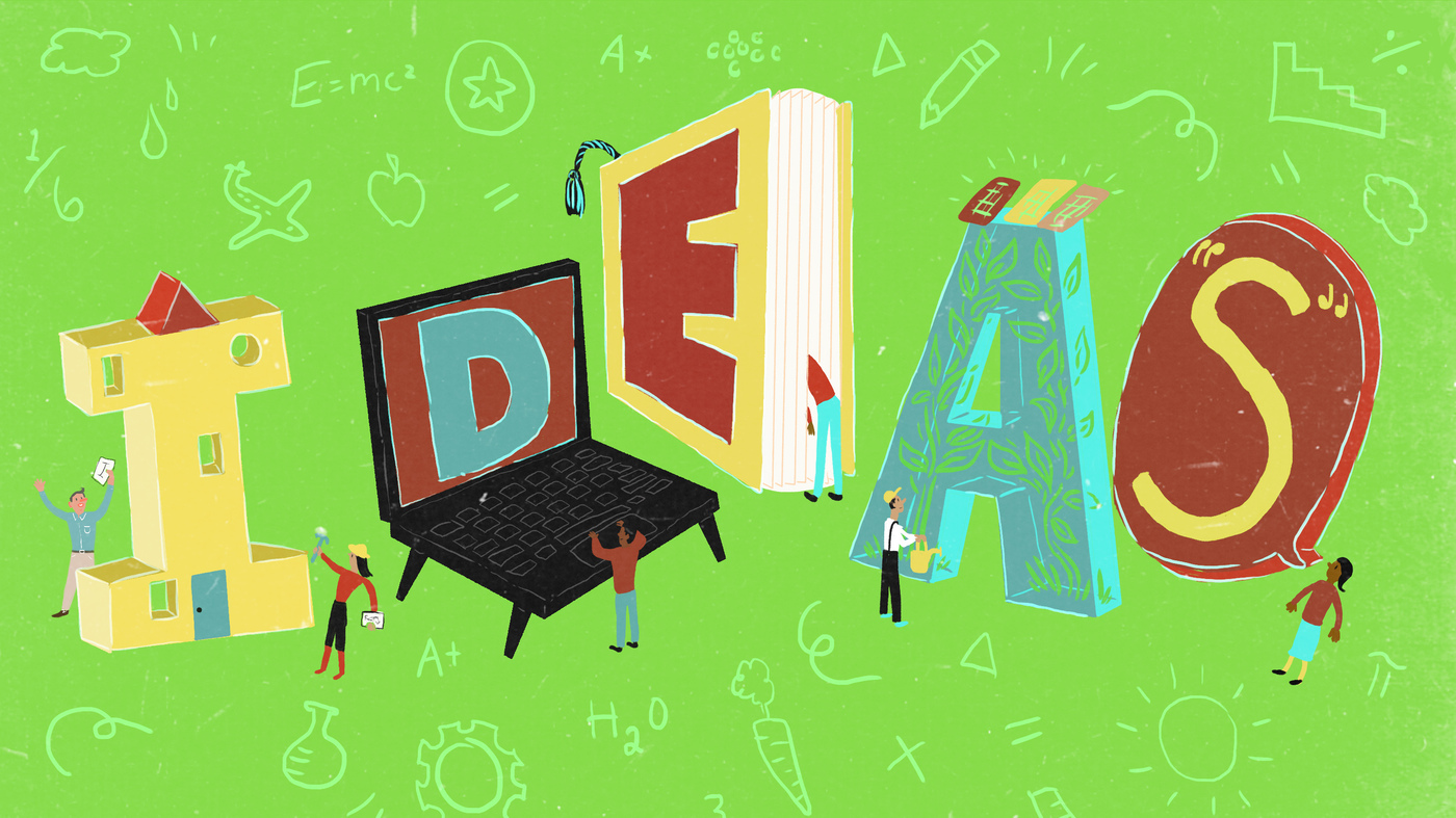 Ideas A New Series From Npr Ed