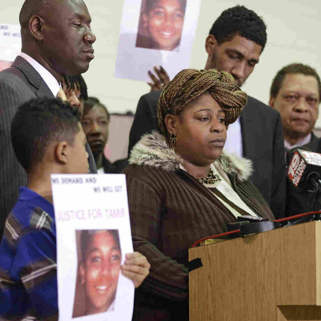 Tamir Rice's Family: Prosecutor Is On A Quest To Avoid Accountability