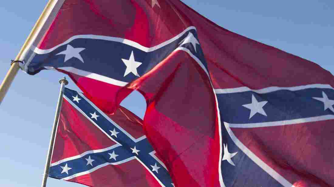 After a gunman, motivated by racist ideas, killed nine black churchgoers in Charleston, S.C., in June, some elected officials in the South have tried to remove the Confederate flag from public places. Some Southerners protest that the flag has a public role as a symbol of their heritage.