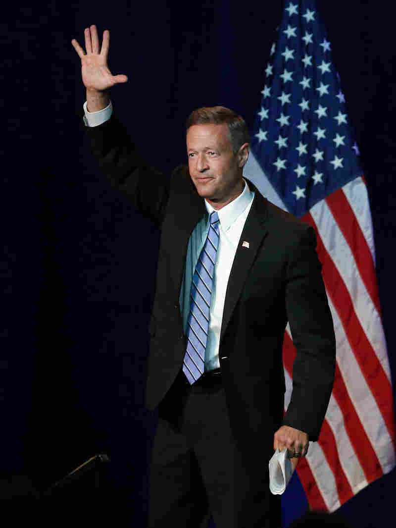 Former Maryland Gov. Martin O'Malley can draw distinctions between himself and his top two rivals on guns. But he'll need a breakout performance to stay in the game.