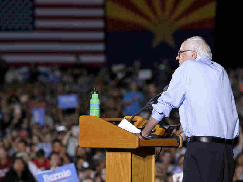 Vermont independent Sen. Bernie Sanders has been able to wow massive crowds, but debating will take a different skill set.