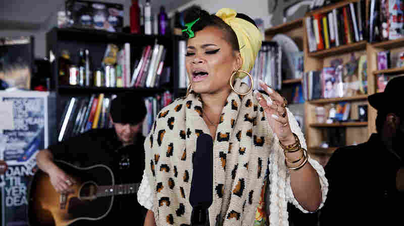 Tiny Desk Concert with Andra Day