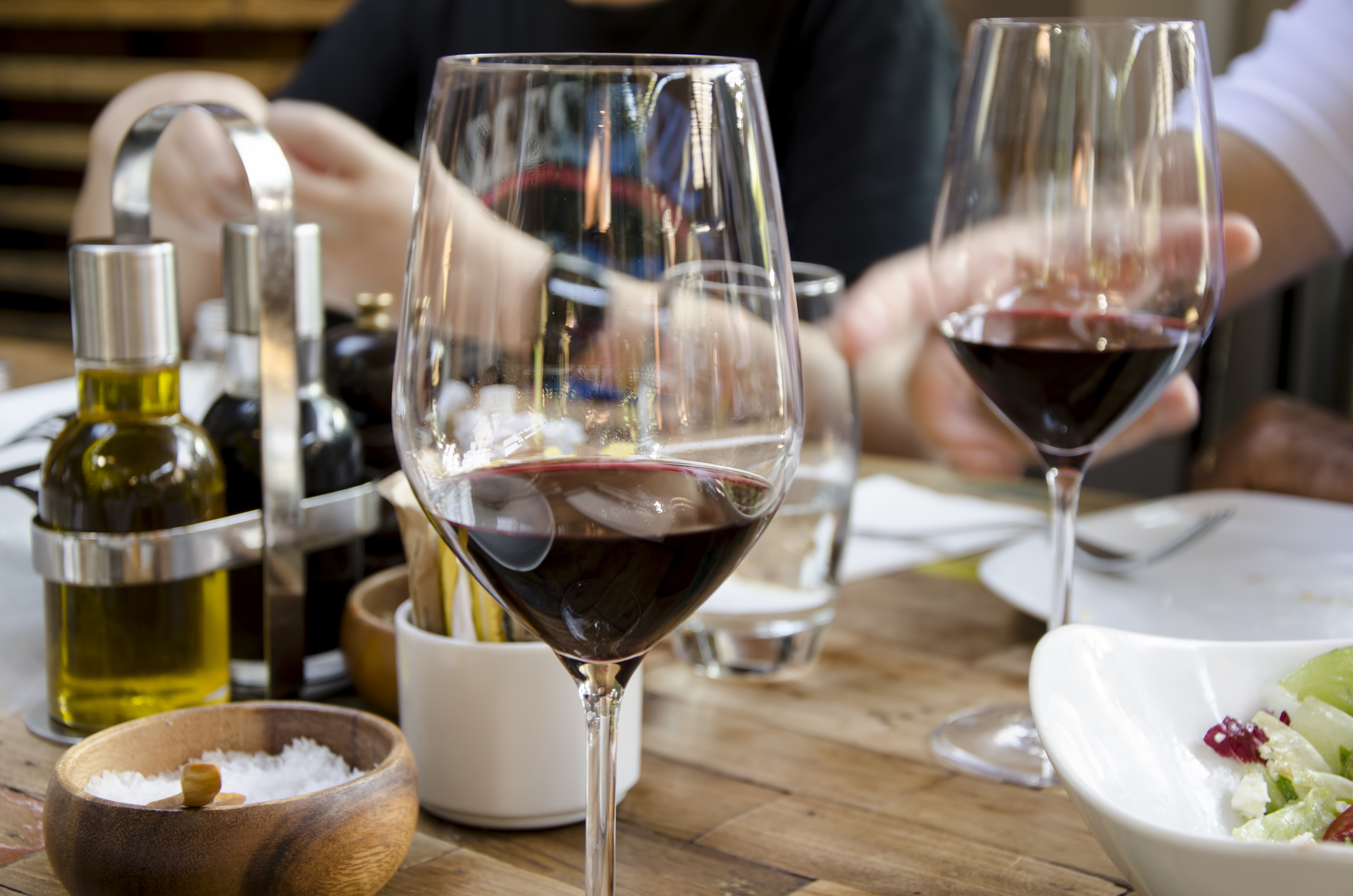 A Glass Of Wine A Day May Help Control Type 2 Diabetes : The Salt : NPR