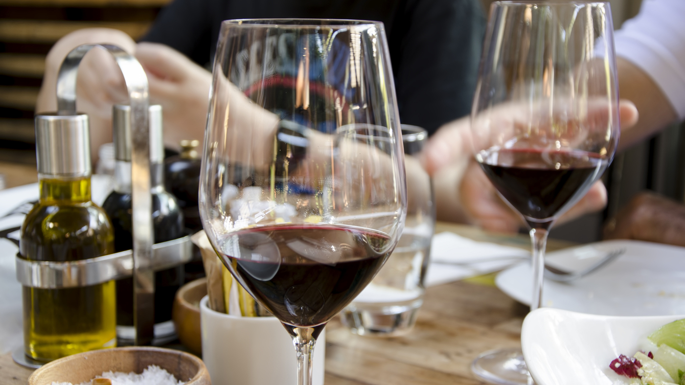 A Glass Of Wine Day May Help Control Type 2 Diabetes The Salt NPR