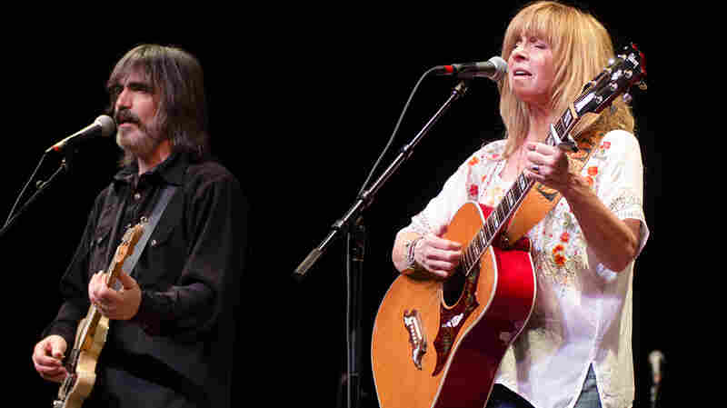 Larry Campbell And Teresa Williams On Mountain Stage