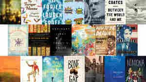 2015 National Book Awards finalists.