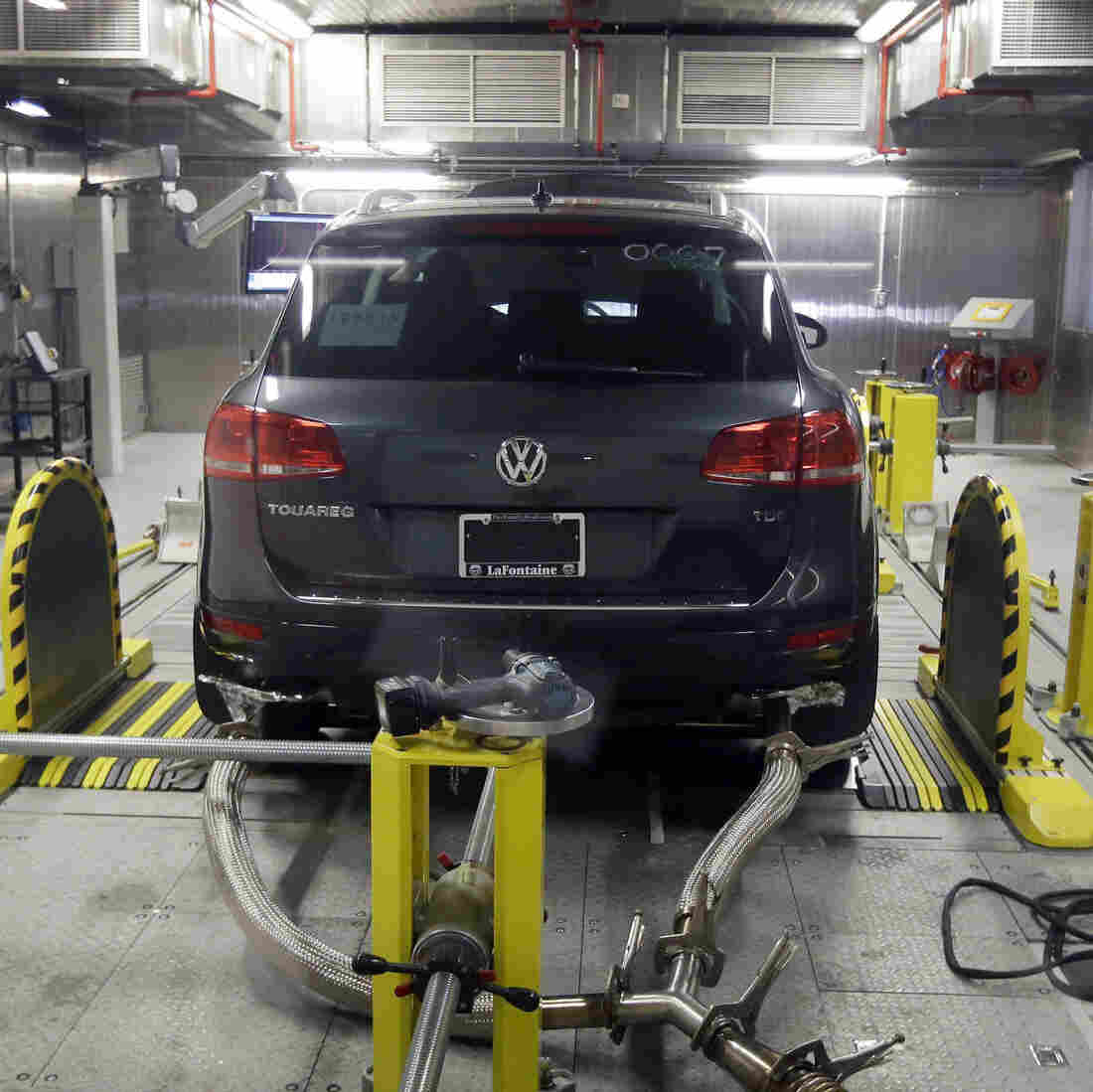 Volkswagen's 2016 Diesel Cars Contain New Suspect Emissions Software