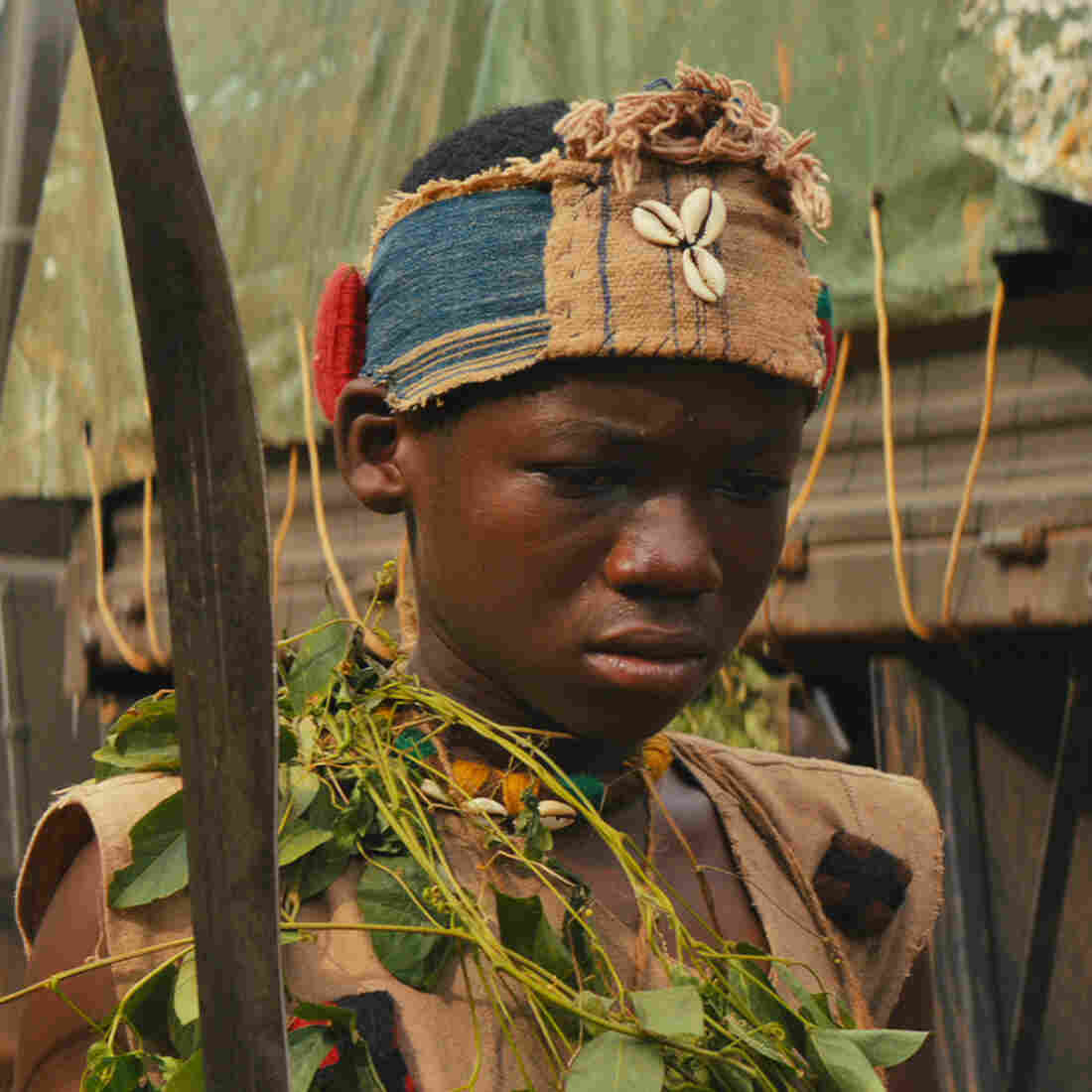 In The Midst Of War, A Boy Becomes A Soldier In 'Beasts Of No Nation'