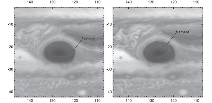 New Hubble Images Show Jupiter's Great Red Spot Is Still Shrinking
