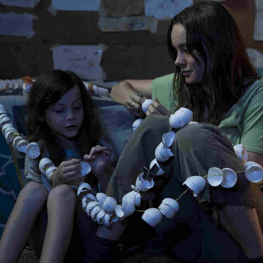 'Room' Finds A Mother And Son In Isolation
