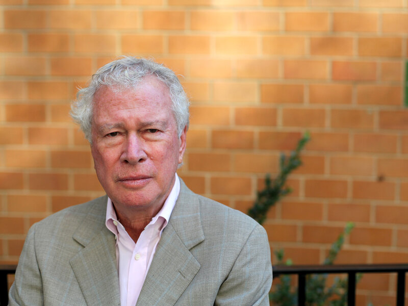 Former Canadian Ambassador to Iran, Ken Taylor, helped a group of Americans avoid capture and eventually escape Iran in 1979. He died Thursday at 81.