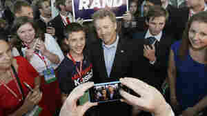'Dumbass' Or Not, Rand Paul's Live Stream May Be The Future Of Campaigning