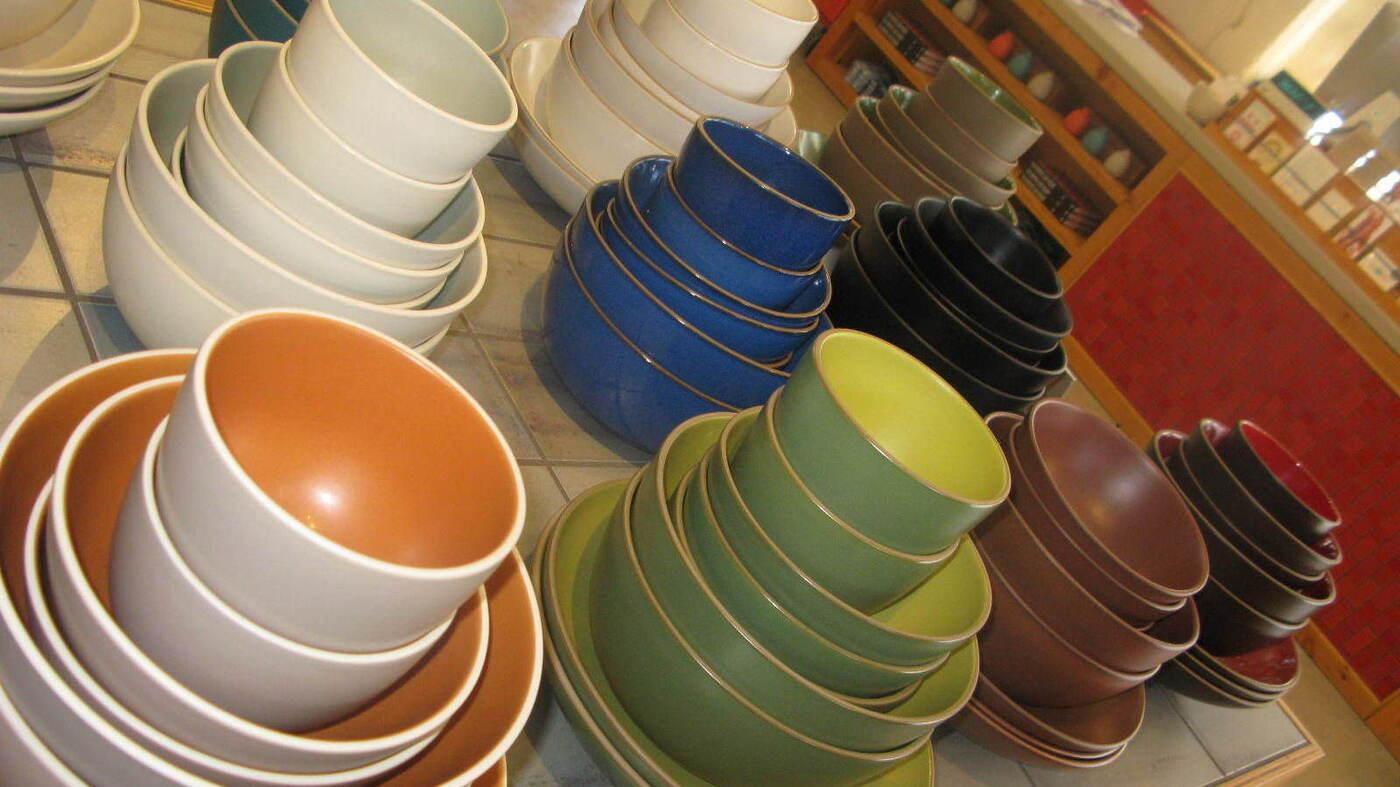 Cooper Hewitt Honors Colorful California Ceramics Company