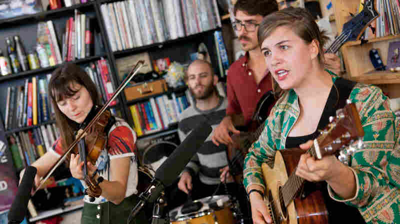 Oh Pep!: Tiny Desk Concert