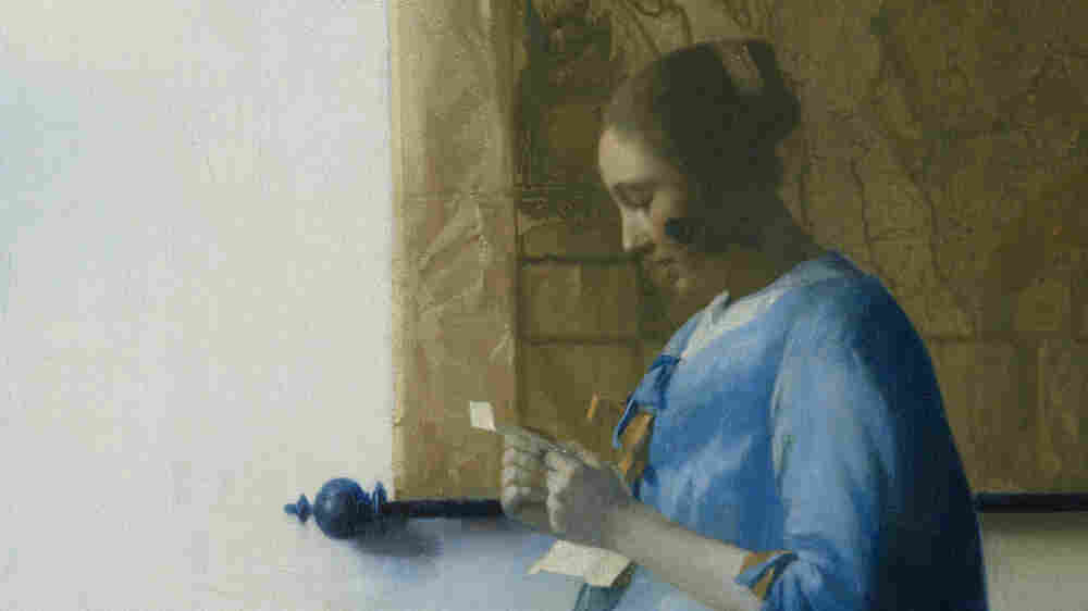Vermeer's 'Woman In Blue' Returns To D.C., Hoping For Better Luck This Time