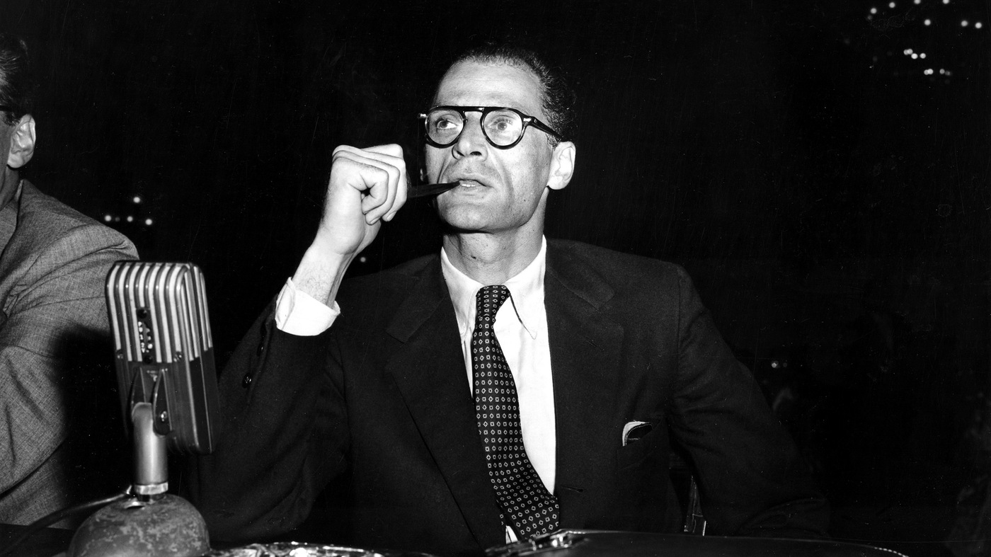 After Decades On Stage, Arthur Miller's Works Defy The Final Curtain : NPR