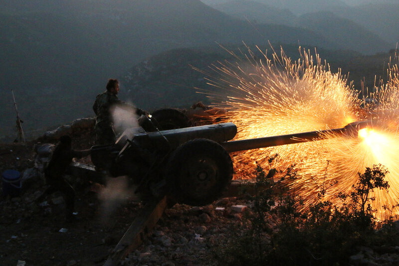 We Ask Experts: Has The Situation In Syria Become A Proxy War? : The