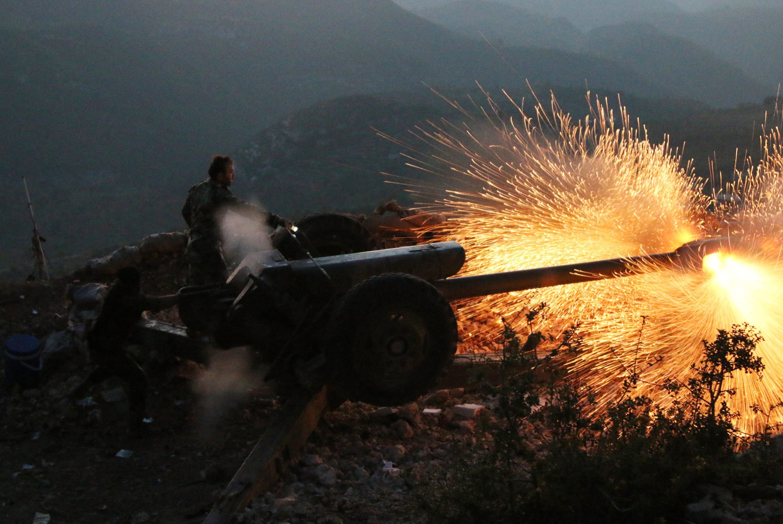 We Ask Experts: Has The Situation In Syria Become A Proxy War?