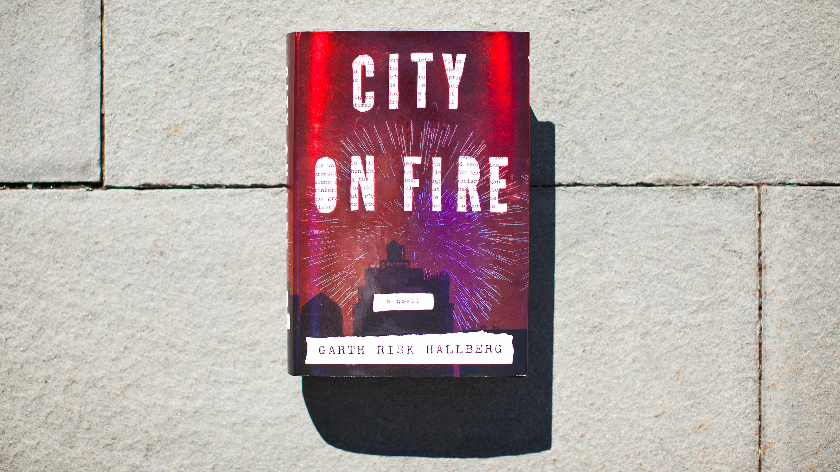 CITY ON FIRE HALLBERG EPUB