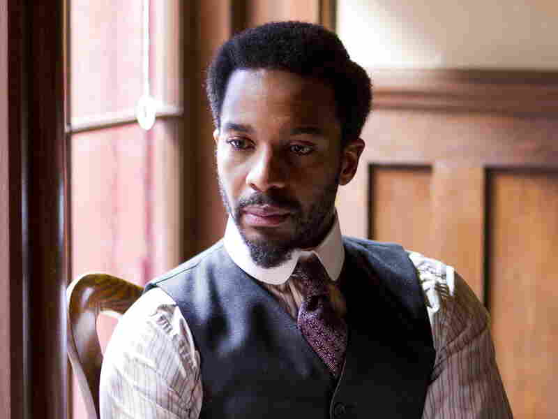 Andre Holland plays Dr. Algernon Edwards, who attempts to become chief surgeon as Season 2 of The Knick begins.