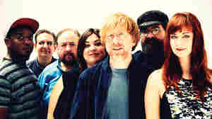 Trey Anastasio's new album, Paper Wheels, comes out Oct. 30.