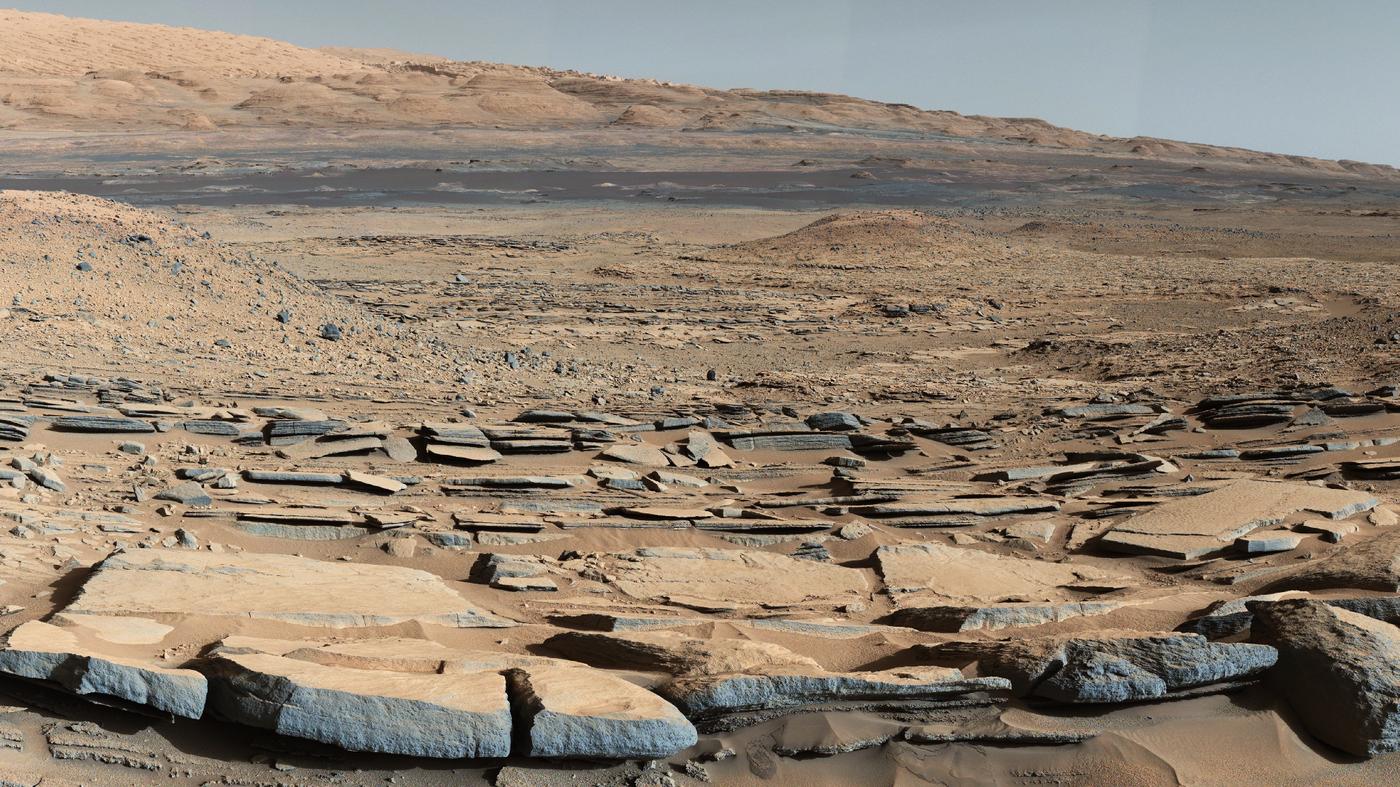 Did Life Begin On Mars?