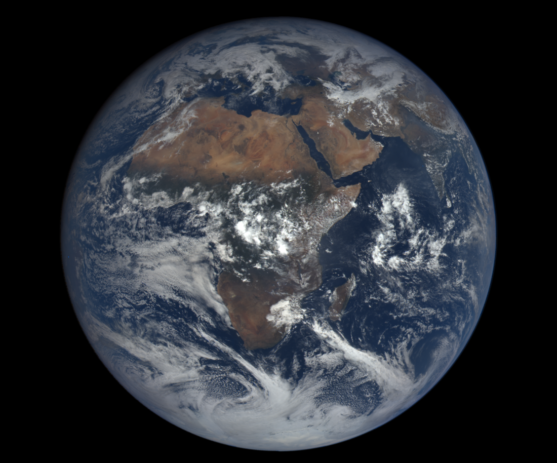 NASA To Publish At Least A Dozen Daily Images Of Earth ...