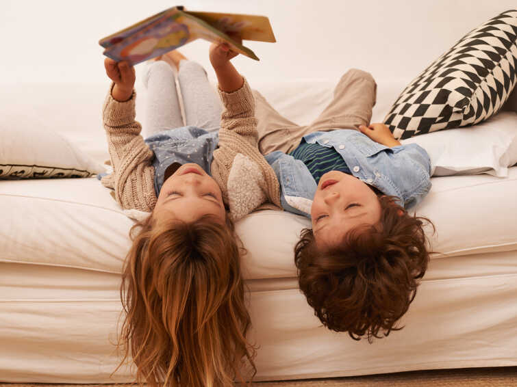 Kids tend to prefer factual stories — not fantasy.
