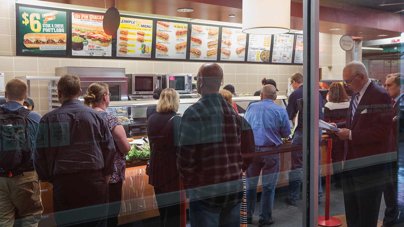 Subway Joins The Fast-Food, Antibiotic-Free Meat Club