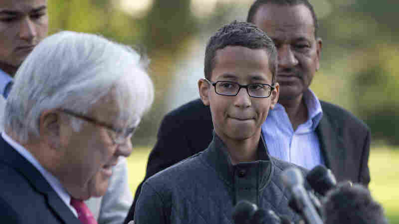 Ahmed, The Clockmaking Texas Student, Will Move From U.S. To Qatar