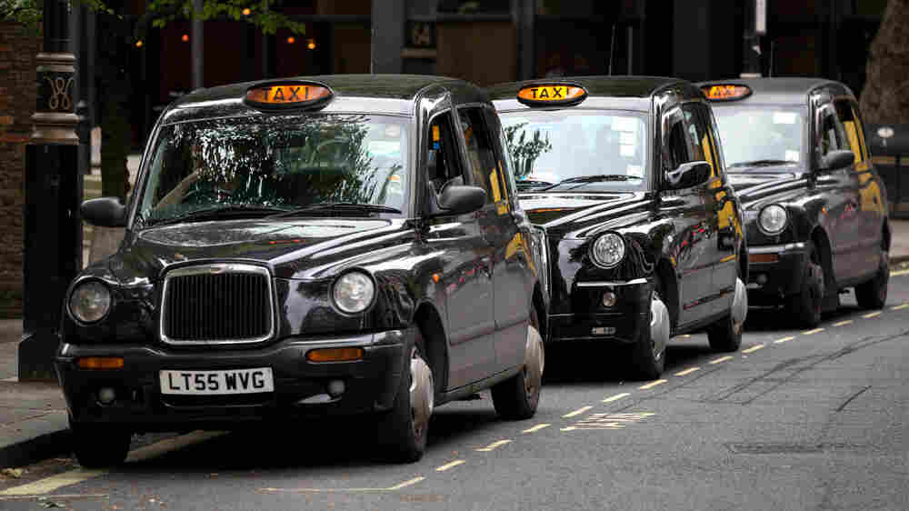 London's Cabbies Say 'The Knowledge' Is Better Than Uber And A GPS