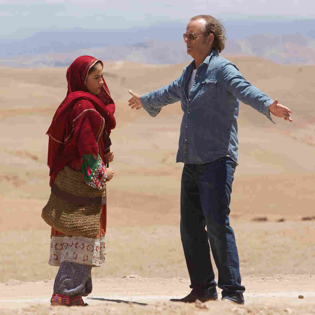 Bill Murray Can't Bring The Rhythm To 'Rock The Kasbah'