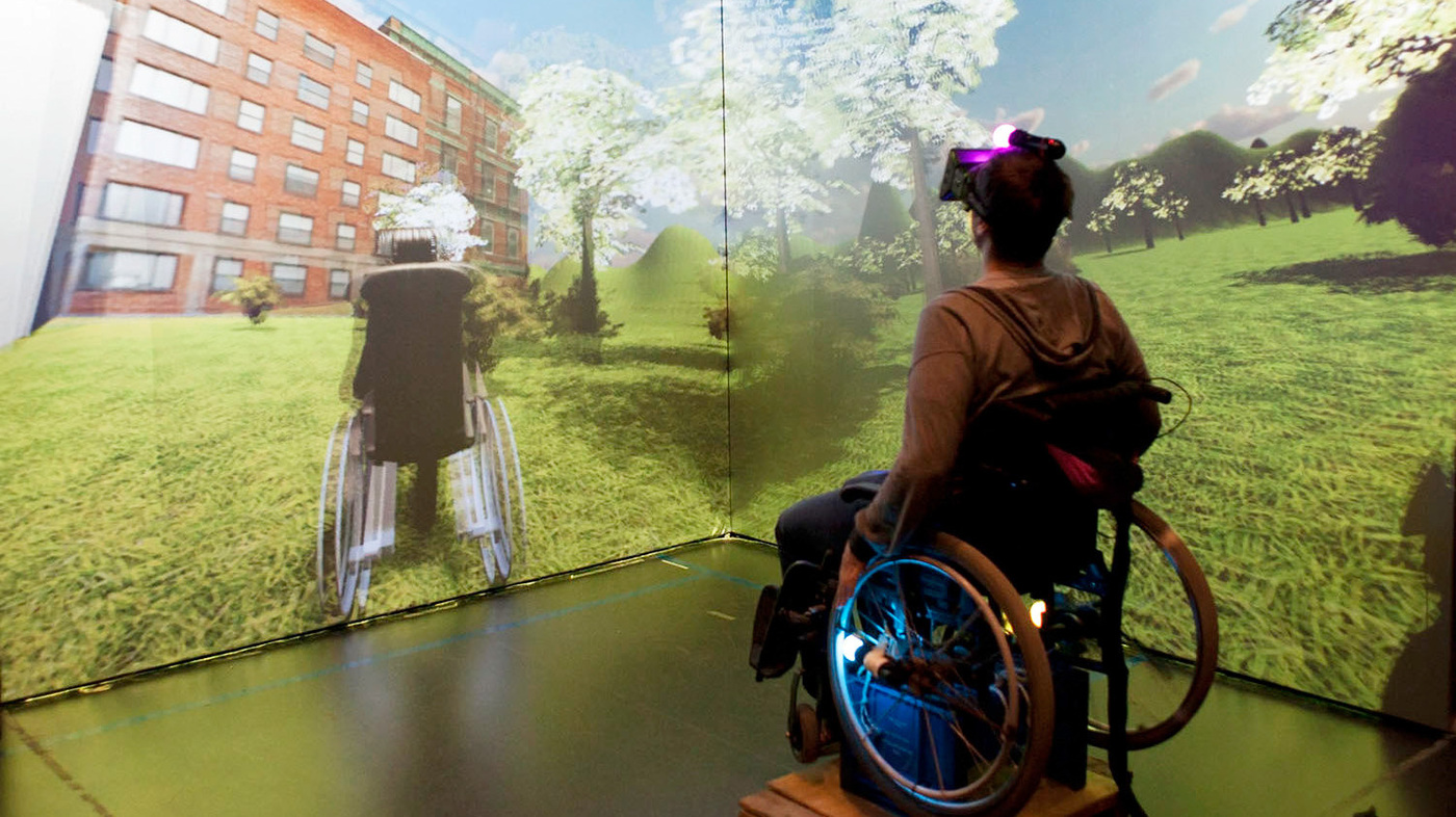 Affordable Virtual Reality Opens New Worlds For People