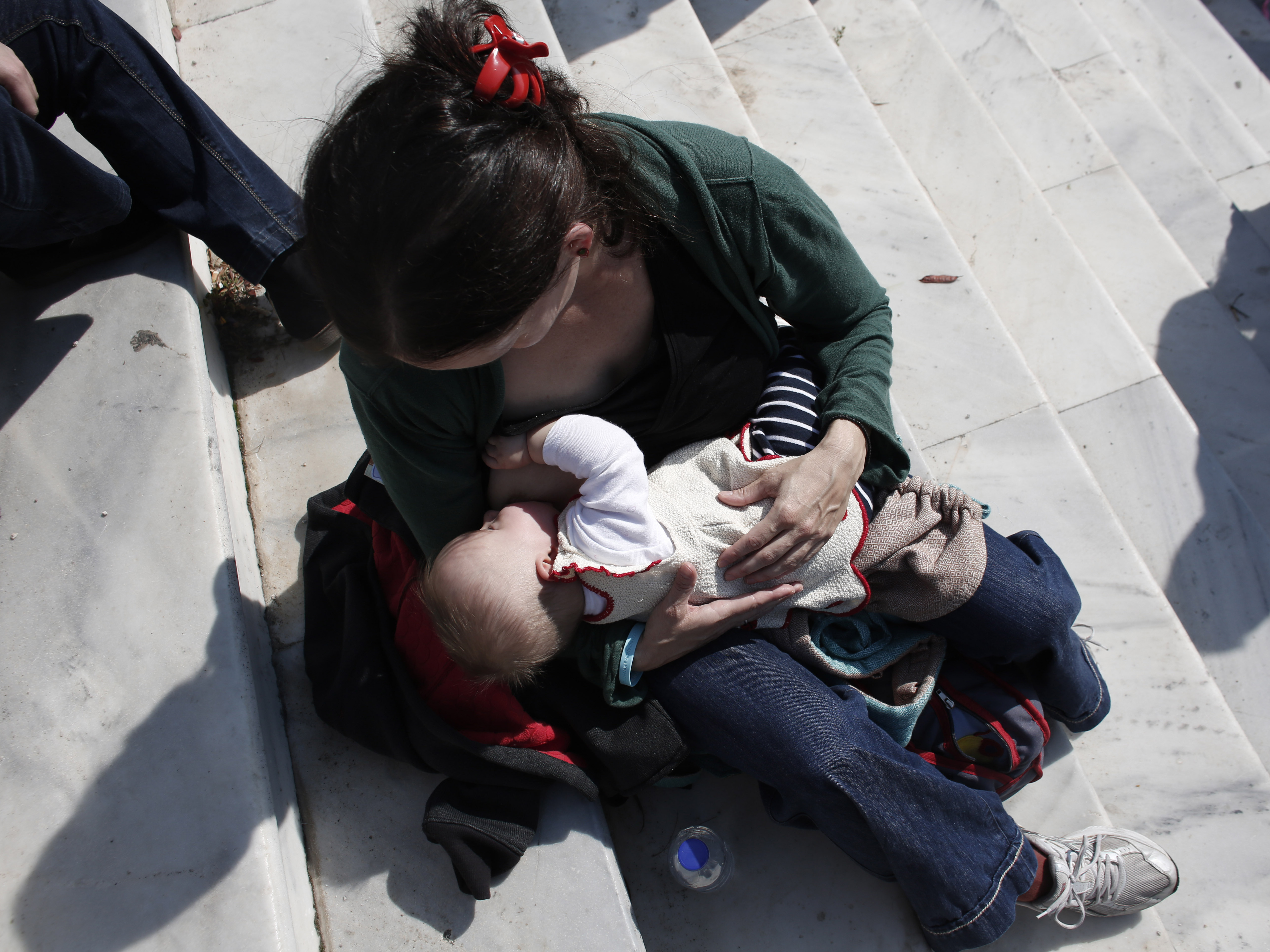 Are We Becoming Overzealous About Breast-Feeding?
