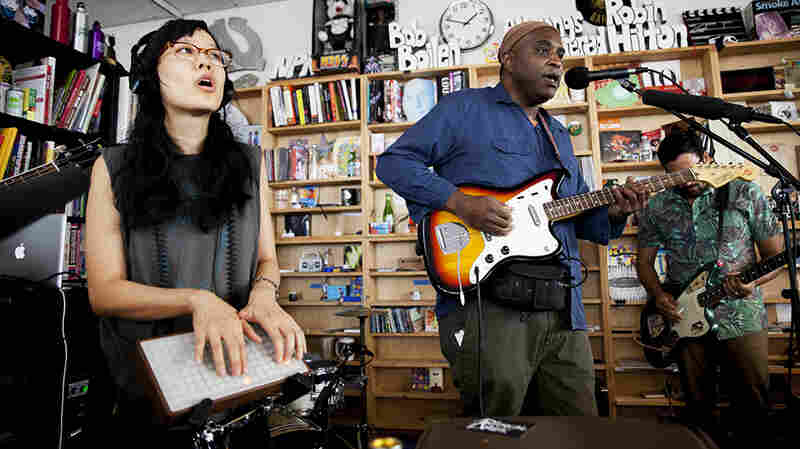 Beauty Pill: Tiny Desk Concert