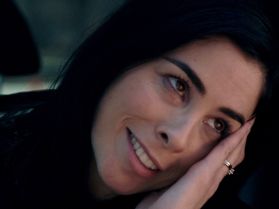 Sarah Silverman plays a profoundly depressed woman who has gone off her medication in the film <em>I Smile Back.</em> (Broad Green Pictures)
