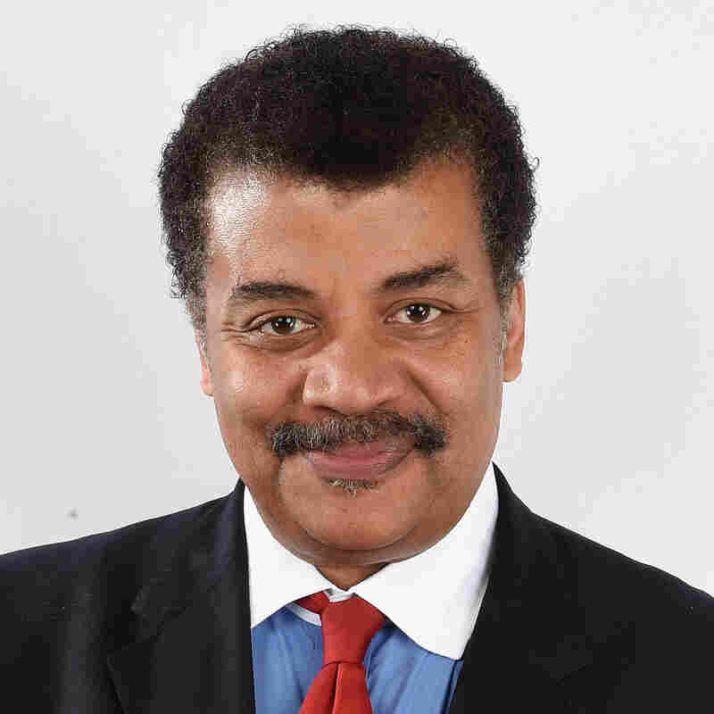 Not My Job: We Quiz Cosmos Expert Neil deGrasse Tyson On Cosmetology