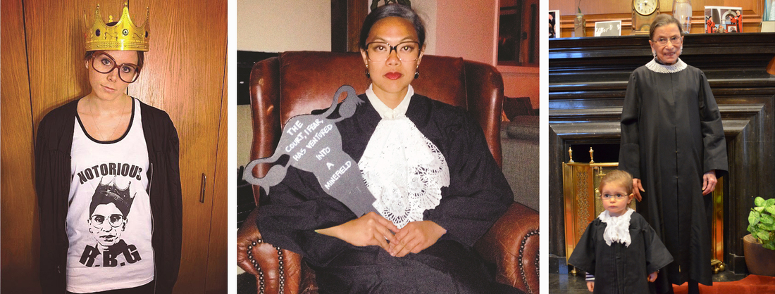 Notorious RBG: The Supreme Court Justice Turned Cultural ...