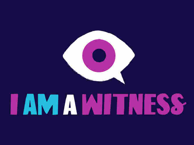 "The Ad Council's latest anti-bullying campaign ""I Am A Witness"" focuses on a new emoji that combines an image of an eye with that of a speech bubble."