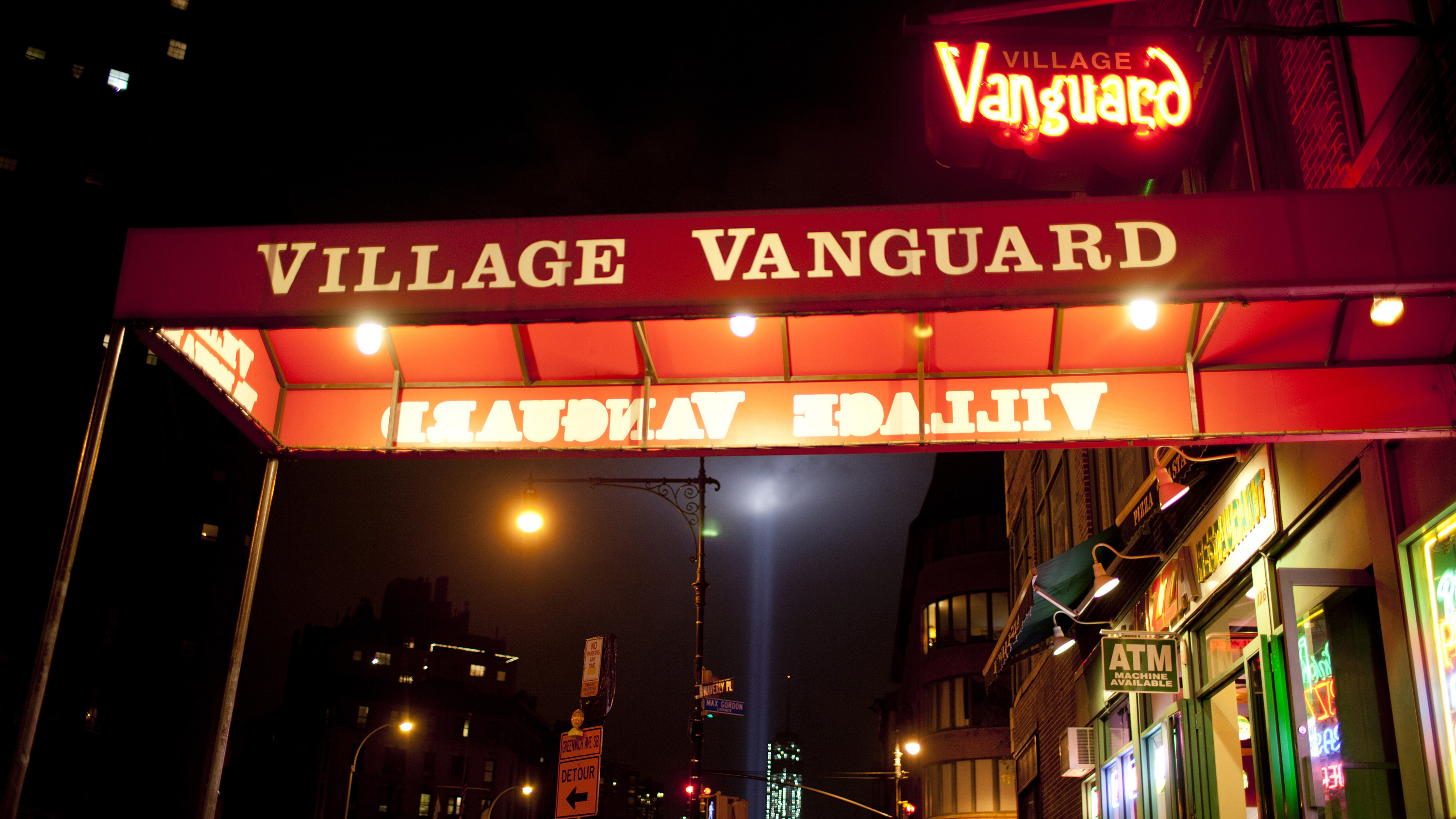 Why Everyone Wants To Record 'Live At The Village Vanguard'