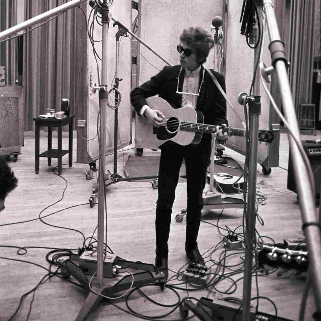 Bob Dylan's new compilation, The Cutting Edge 1965-1966: The Bootleg Series Vol. 12, comes out Nov. 5.