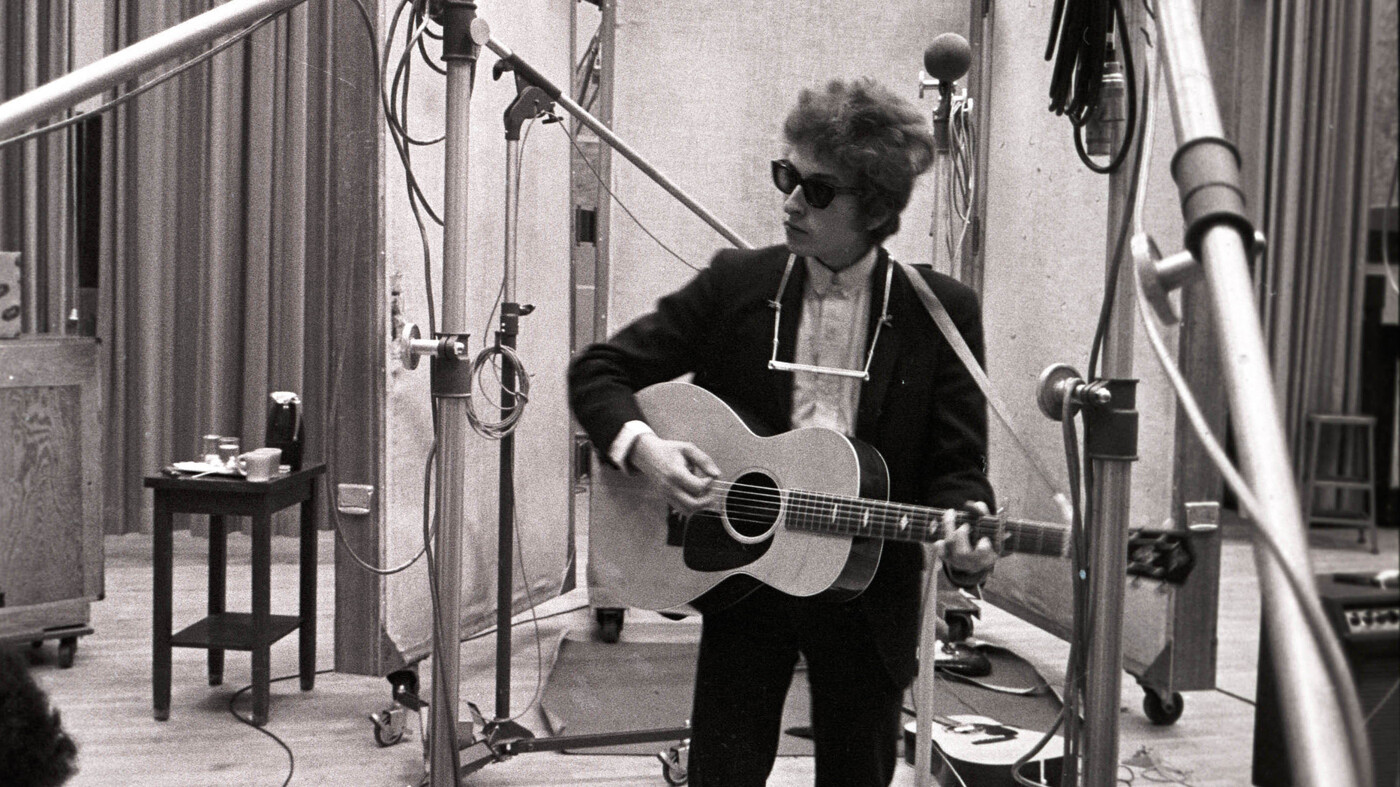 review bob dylan 39 the cutting edge 1965 1966 the bootleg series vol 12 39 npr. Black Bedroom Furniture Sets. Home Design Ideas