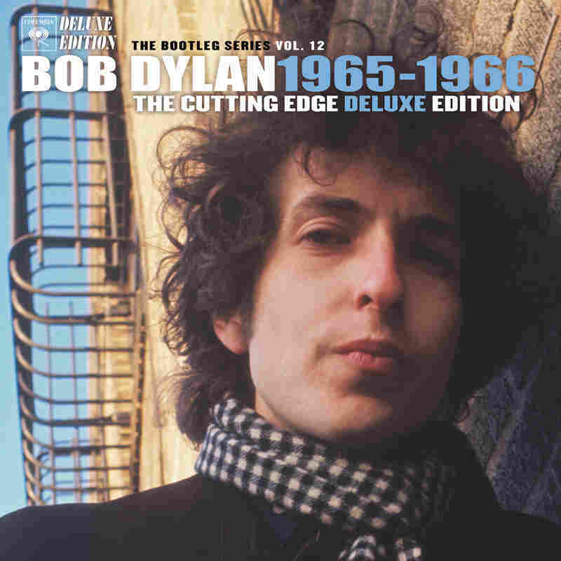 Cover art for The Cutting Edge 1965-1966: The Bootleg Series Vol. 12.