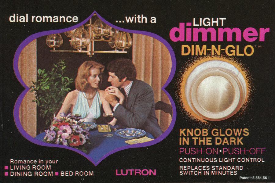 A Light Bulb Moment: How The Dimmer Switch Set Lusts Ablaze : NPR